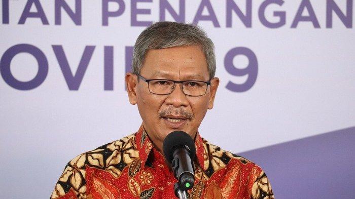 Obat Covid-19 Hadi Pranoto Telah Didistribusikan di Jawa, Bali, dan Kalimantan, Ini Kata Yurianto