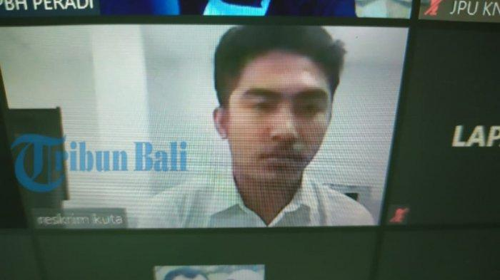 Jadi Kurir Sabu, Adiy Parwata Terancam 20 Tahun Penjara