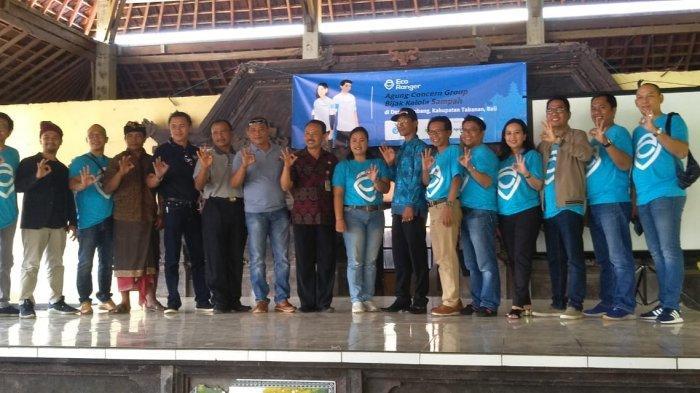 Agung Concern Gelar Program Peduli Lingkungan di Bali