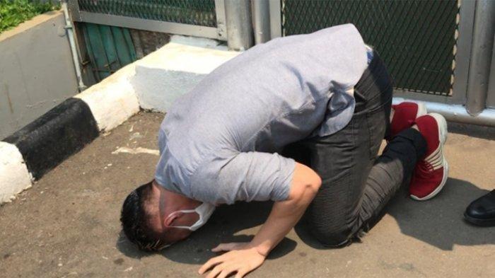 Artis FTV Agung Saga Jalani Rehabilitasi, Perkara Tetap Berjalan