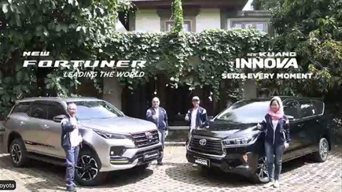 Agung Toyota Perkenalkan Dua Produk Terbarunya Ini Lewat Acara Online Launching