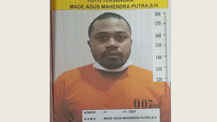 Ditangkap di Rumahnya di Kesiman Kertalangu Simpan Sabu 75,66 Gram, Agus Mahendra Dituntut 12 Tahun