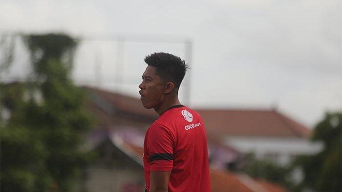 Lawan Trauma dan Mulai Nyaman, Pemain Bali United Agus Nova Target Tampil Musim 2020