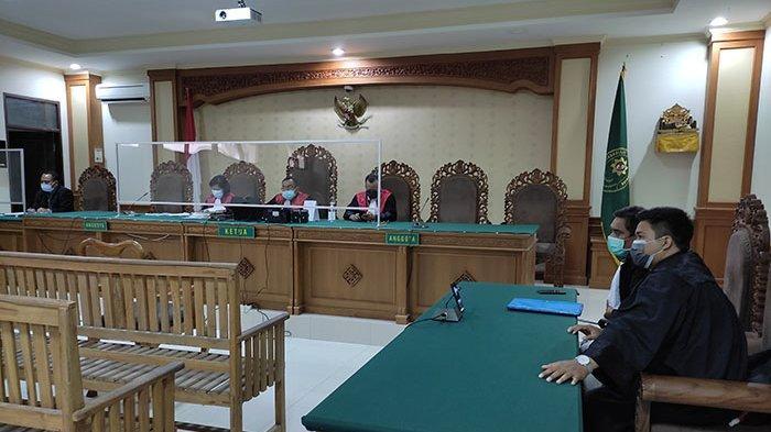 Tilep Dana KUR di Salah Satu Bank BUMN Cabang Kuta, IB Gede Subamia Dituntut 7 Tahun Penjara