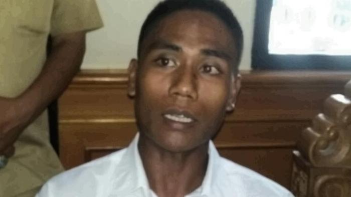 Agustay Dituntut 12 Tahun Penjara, Ini Komentarnya