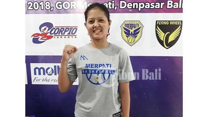 Pulih dari Cedera, Agustin Elya Siap Bela Merpati Bali pada Srikandi Cup Musim 2018-2019