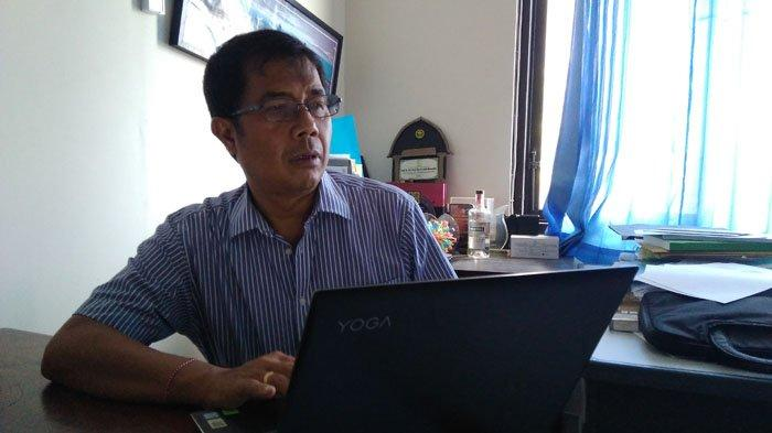 Ahli Virologi Unniversitas Udayana Prof. Dr. drh. I Gusti Ngurah Kade Mahardika