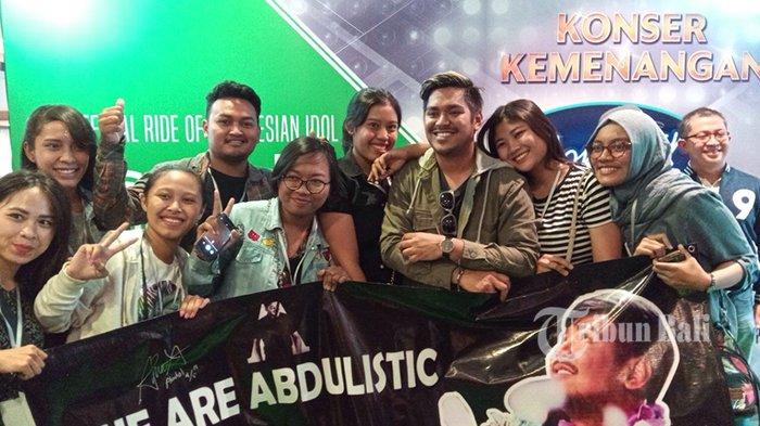 Jelang Konser Kemenangan, Abdul Runner Up Indonesia Idol Season 9 Ungkap Hal Ini