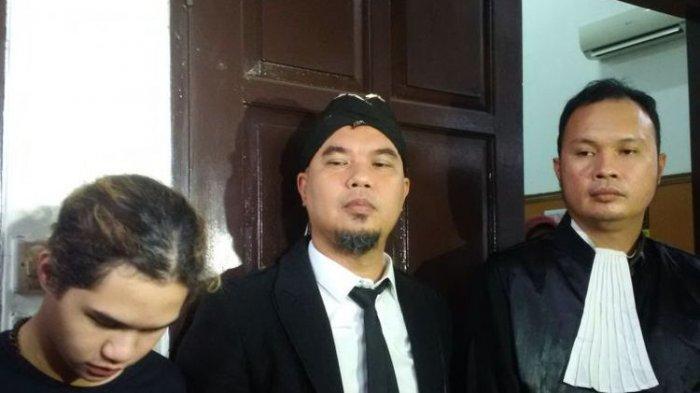 Kondisi Ahmad Dhani Jatuh Sakit Hingga Diinfus, Al Ghazali Sempat Keceplosan Sebut Derita Sakit Ini