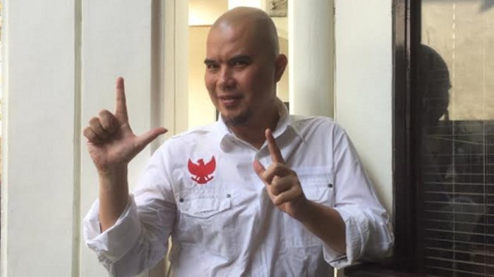 Beberapa Fakta Soal Kasus Vlog Ahmad Dhani, Jadi Tersangka Hingga Mangkir dari Panggilan Polisi