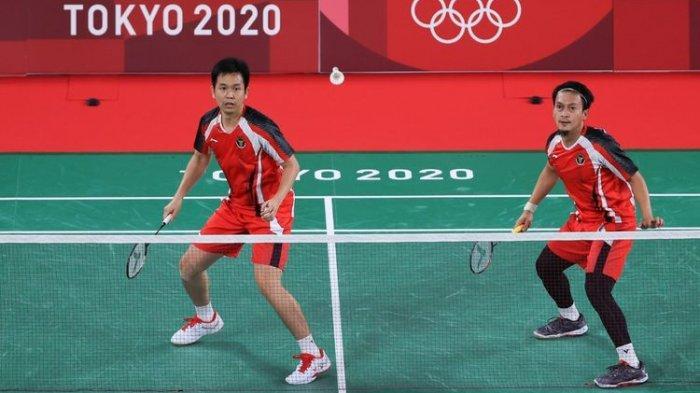 Olimpiade Tokyo 2020, Tiga Wakil Indonesia Juara Grup