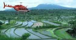 Nikmatnya Pemandangan Udara Bali Menggunakan Helikopter Air Bali
