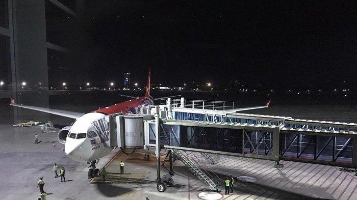 Gunakan AirAsia, 334 Pekerja Migran ABK Dipulangkan dari Dubai ke Bali