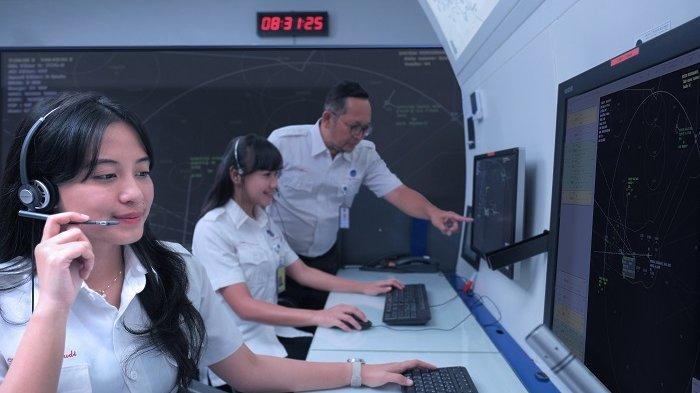 AirNav Indonesia Luncurkan Aplikasi NAV-EARTH, Permudah Akses Peta Penerbangan