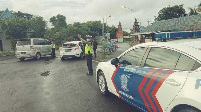 Pengamanan di Gilimanuk Jembrana Diperketat Pasca Peristiwa Bom Bunuh Diri di Makassar