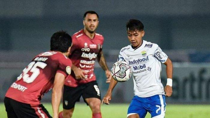 Persib Bandung Gagal Kudeta Bali United di Puncak Klasemen BRI Liga 1, Tiga Kali Imbang