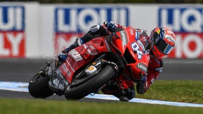 JADWAL MotoGP Inggris 2021 Live Trans7: Pembuktian Vinales di Aprilia, Yamaha Rekrut Dovizioso Lagi?
