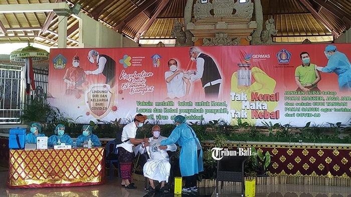 Nusa Penida Diusulkan Kawasan Zona Hijau Pariwisata, Klungkung Percepat Proses Vaksinasi