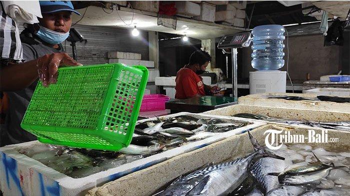 Wisata Belanja Ikan di Pasar Kedonganan, Pedagang Keluhkan Harga Ikan yang Naik & Sepinya Kunjungan