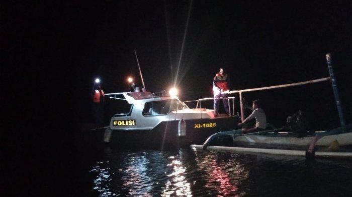 Beri Rasa Aman Pada Nelayan yang Melaut, Polisi di Bali Intensifkan Patroli Perairan Siang dan Malam