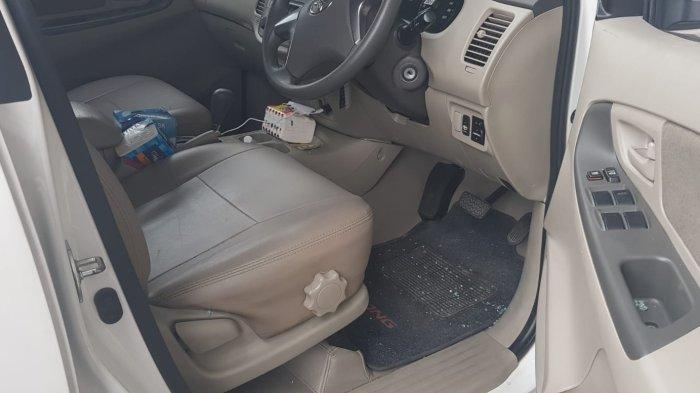 Keprok Kaca Terjadi di Parkiran Tiara Gatsu, Korban Alami Kerugian Ratusan Juta