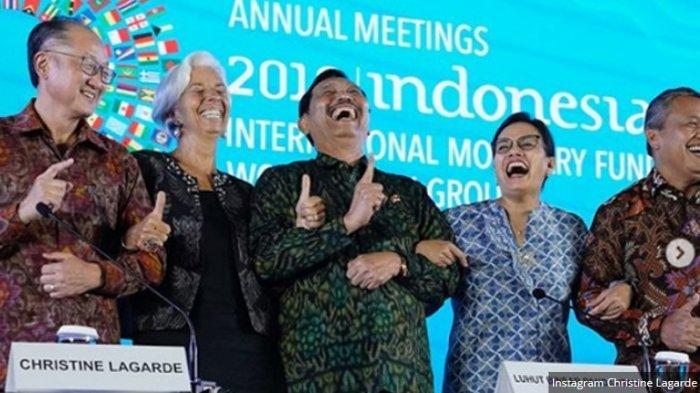 Selama Pandemi, Kekayaan Menteri Jokowi Naik hingga Rp 400 Miliar, Ada Luhut, Prabowo, dan Trenggono