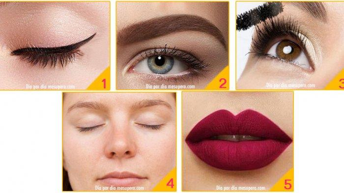 Tes Kepribadian - Alat Make Up yang Penting Bagimu Tunjukkan Kepribadian Tersembunyimu