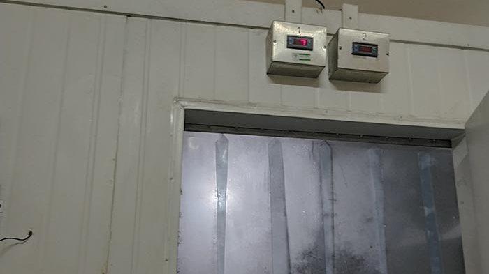 Jelang Kedatangan Vaksin Covid-19, Dinas Kesehatan Bali Siapkan Cold Room untuk Tempat Penyimpanan