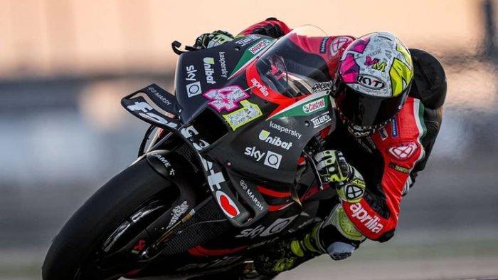 Vinales Beri Respons Keberhasilan Aleix Espargaro Bawa Aprilia ke Tangga Podium MotoGP Inggris 2021