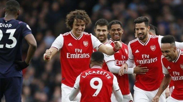 Liga Inggris Pekan ke-30 Brighton vs Arsenal, Pelatih Meriam London Pusing Absennya 3 Pemain Kunci