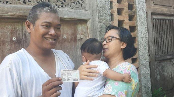 Bayi Itu Bernama 'Alhamdulillah Rejeki Hari Ini', Ada Kisah Jatuh Bangun Sang Ayah di Balik Namanya
