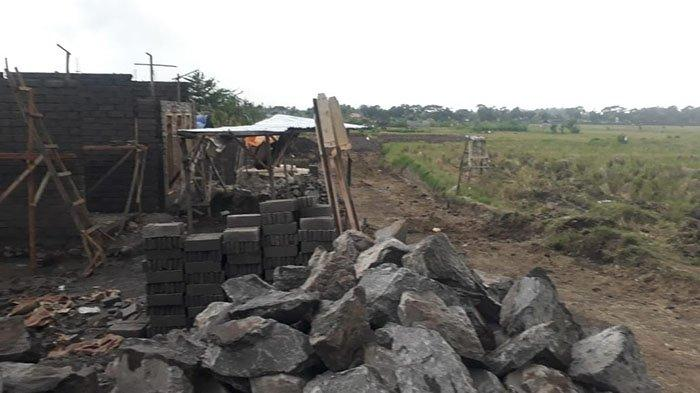 Setengah Hektare Lahan Pertanian di Subak Tamblang Jembrana Berubah Jadi Rumah Bersubsidi