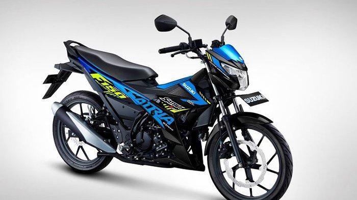 Tampilan Baru Suzuki All New Satria F150, Fitur dan Harga Masih Sama