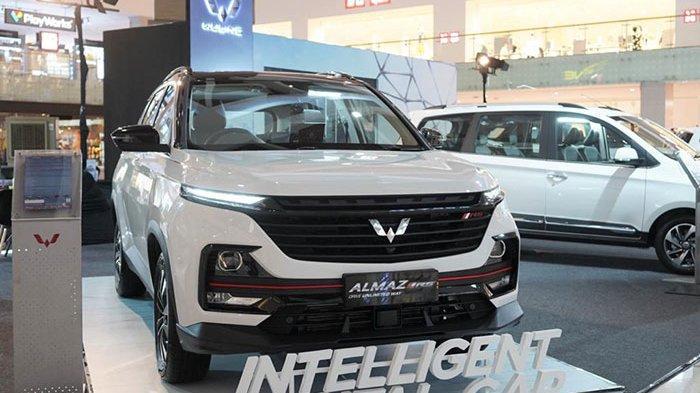 Mobil SUV Wuling Almaz RS Resmi Mengaspal di Bali, Berikut Fitur-Fitur Canggih yang Disematkan