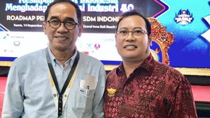 AMD Balon Wali Kota Denpasar Ngobar Lolak, Sampaikan Pemikiran Milenial 4.0 Saat Seminar Kagama