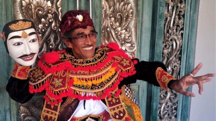 TRIBUN WIKI - Mengenal Sosok Anak Agung Gede Ngurah Agung Pemayun, Seniman Tari Asal Bali Utara