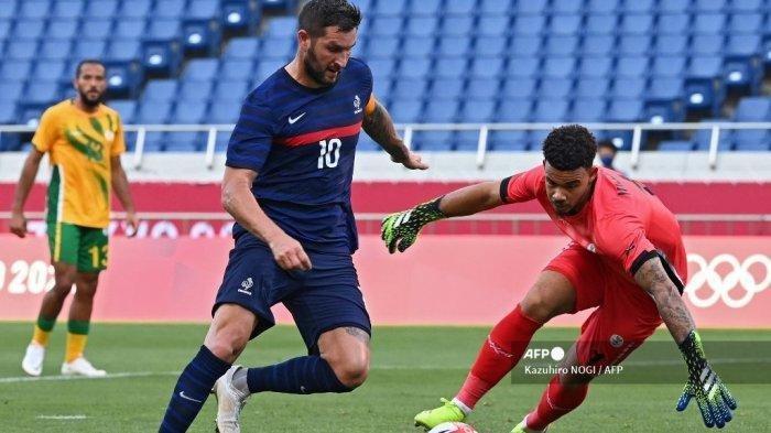 Hasil Prancis Vs Afrika Selatan Olimpiade Tokyo 2020: 7 Gol Tercipta, Tim Ayam Jantan Menang