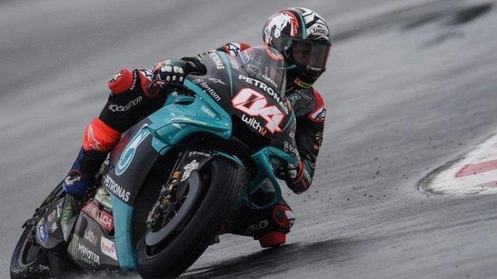 UPDATE MotoGP 2021: Andrea Dovizioso Comeback di MotoGP, Jadi Tandem Valentino Rossi