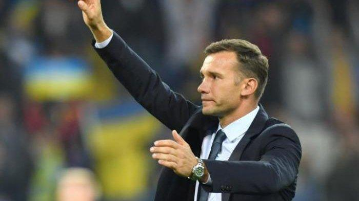 Andriy Shevchenko Memuji Timnya yang Sukses Mempermalukan Spanyol