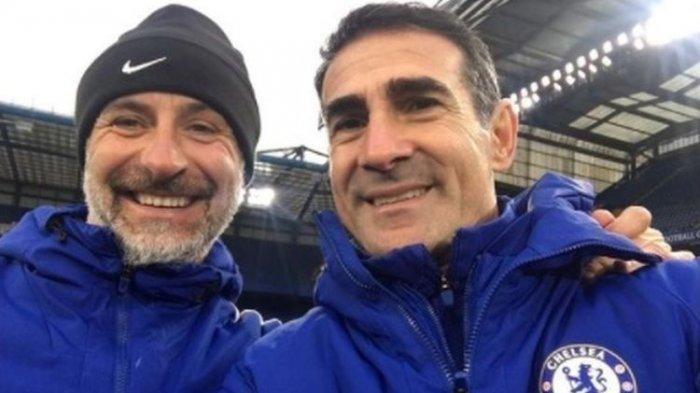 SOSOK & Biodata Angelo Alessio: Eks Asisten Antonio Conte di Chelsea yang Kini Jadi Pelatih Persija