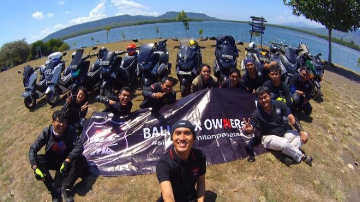 Kegiatan Touring BMO ke Karang Sewu dan beberapa destinasi lainnya.