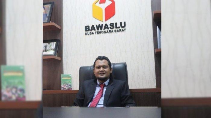 Dugaan Pelanggaran TSM Pilkada Sumbawa Mulai Disidangkan di Bawaslu NTB