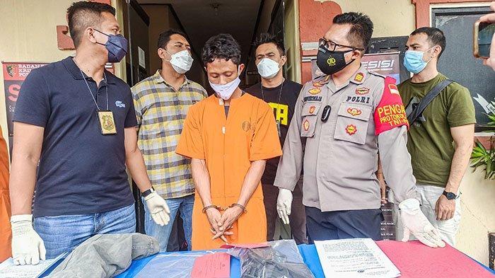 Sandi Bobol Toko HP di Sesetan Denpasar, Berdalih untuk Penuhi Kebutuhan Sehari-hari