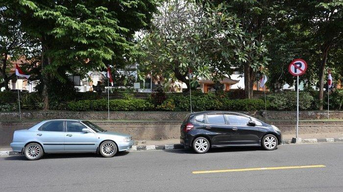 DPRD Klungkung Observasi ke Jalan Flamboyan, Soroti Maraknya Mobil Parkir hingga Bahu Jalan