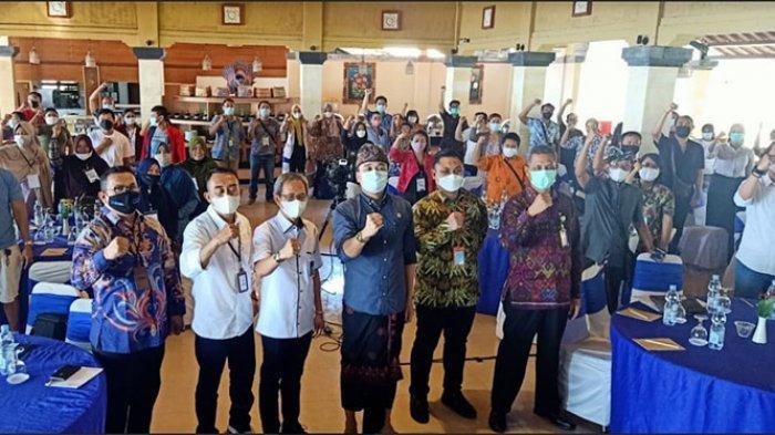 Kumpulkan Pengusaha Ultra Mikro Bali, Anggota DPR RI Ini Ajak Lembaga Keuangan Beri Akses Permodalan