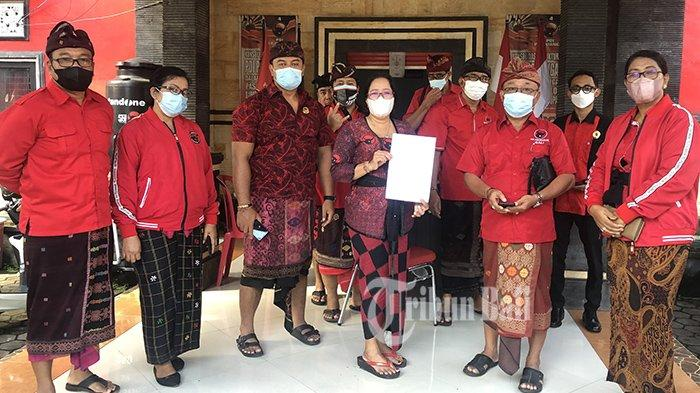 PDIP Jembrana Laporkan Akun Pembuat Hoax Ketum Megawati Meninggal Dunia