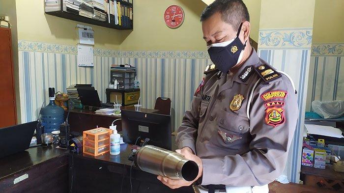 Selama 2 Bulan, Satlantas Polresta Denpasar Sudah Menindak Ratusan Pengendara Motor Berknalpot Brong