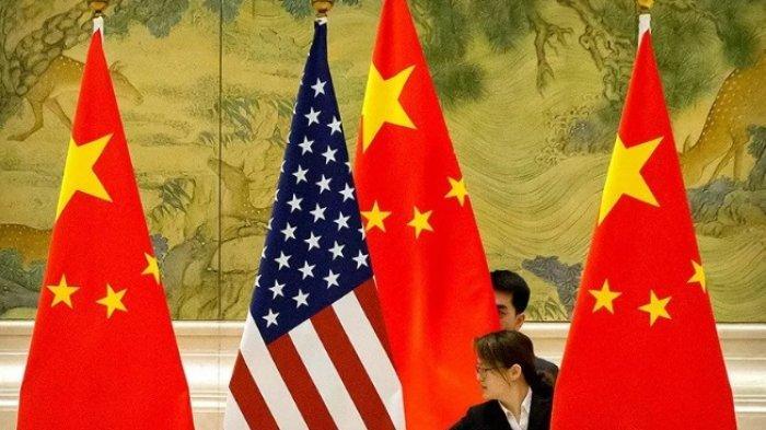 Pertama Kali China Terapkan UU Sanksi Anti Asing,Beri Sanksi pada Pejabat AS Sebagai Aksi Pembalasan