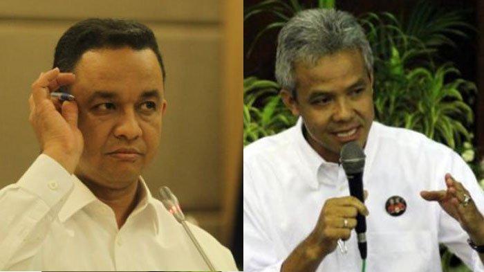 Survei Capres Terbaru Indikator: Ganjar Pranowo dan Anies Baswedan Berkejaran, Prabowo Posisi Tiga