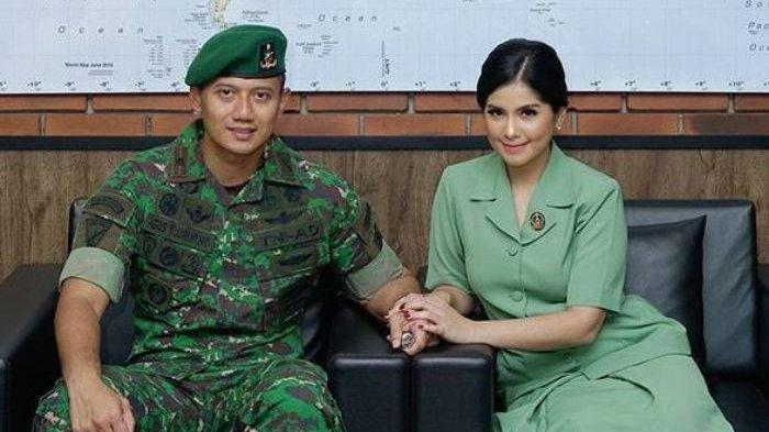 Annisa Pohan Kenang Masa-masa Saat Masih Menjadi Istri TNI